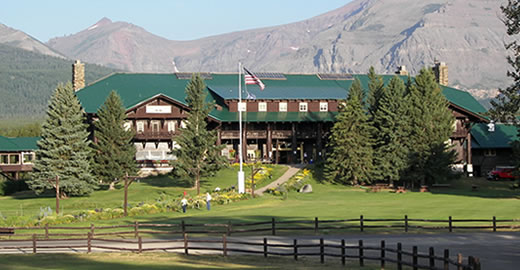 Glacier Park Lodge - East Glacier National Park